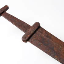 Viking sword from Lesja Oppland, discovered 2017
