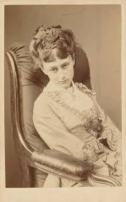 Alice Liddel, adult portrait