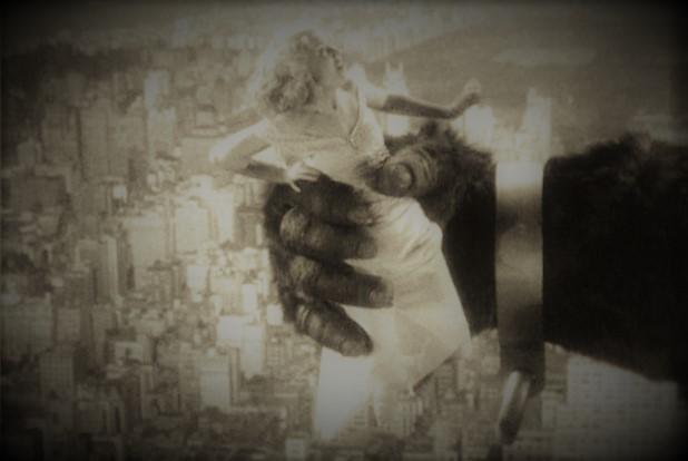 King Kong & Faye Wray