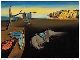 The Persistence of Memory - S. Dali